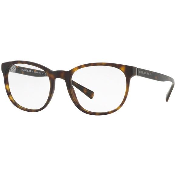 NEW Burberry men's tortoise glasses